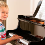 Best age to start music lessons.